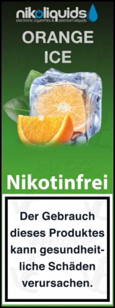 Orange Ice by Nikoliquids