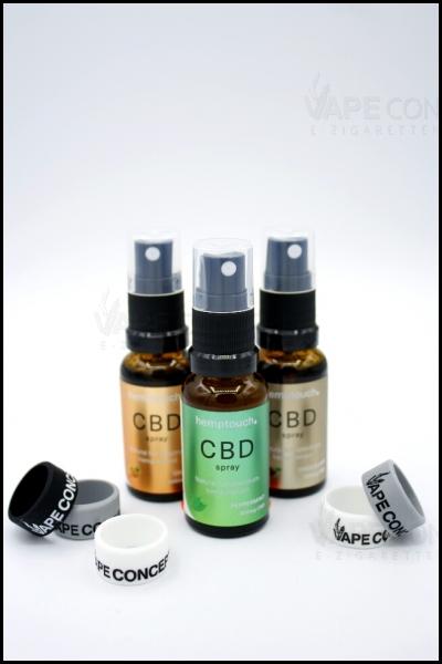 300mg/20ml CBD Spray by Hemptouch