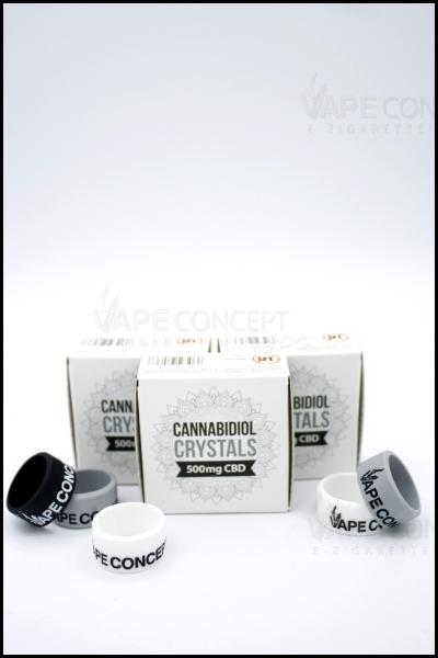 500mg CBD Kristalle by Harmony