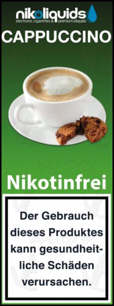Cappuccino by Nikoliquids