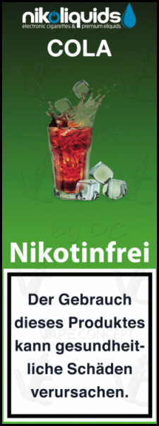 Cola by Nikoliquids