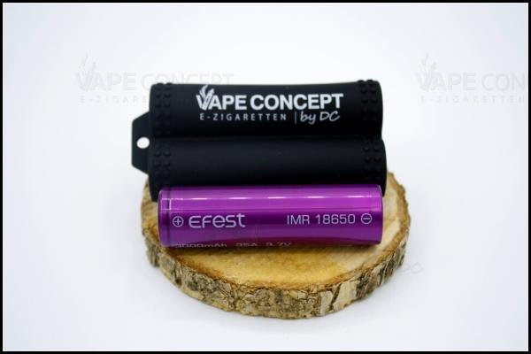 Efest Purple IMR 18650 3000mAh 3,6V - 3,7V 35A