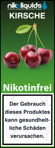 Kirsche by Nikoliquids