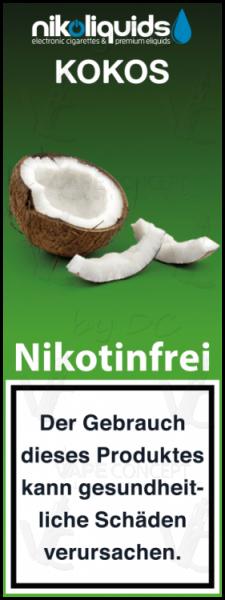 Kokos by Nikoliquids