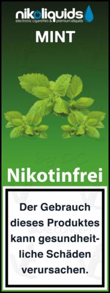 Mint by Nikoliquids