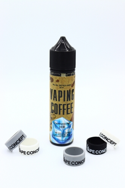 Cappucchino Ice by Vaping Coffee