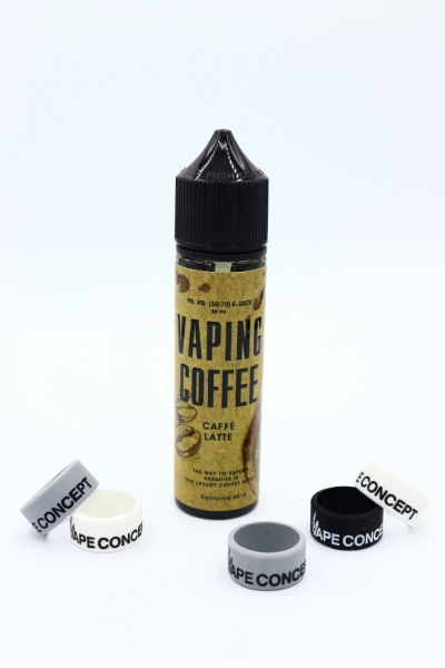 Caffe Latte by Vaping Coffee