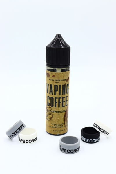 Cappucchino by Vaping Coffee
