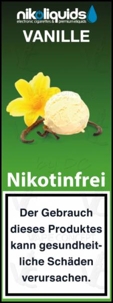 Vanille by Nikoliquids