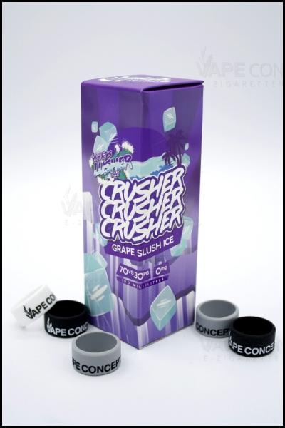 Grape Slush Ice by Crusher 70/30